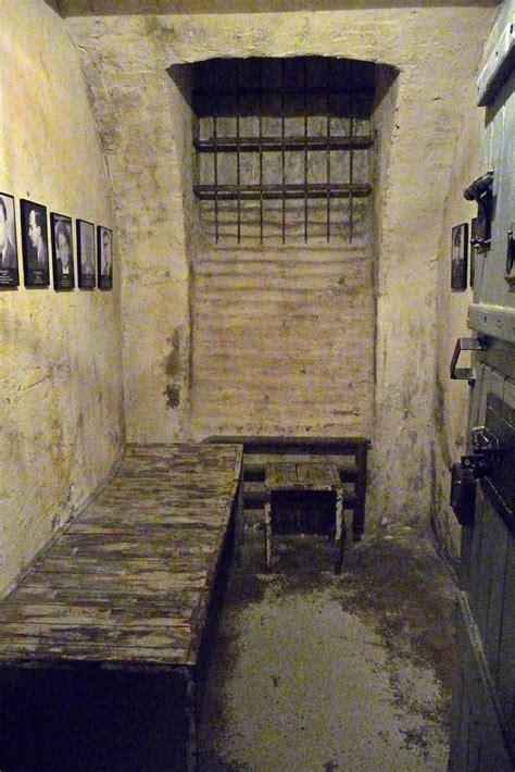 underground prison cell house  terror budapest flickr