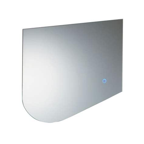 Curved Bathroom Mirror by Flow Curved Bathroom Mirror Buy At Bathroom City
