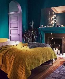affordable with deco chambre gris et jaune With marvelous idee de decoration de jardin 7 decoration salon jaune moutarde