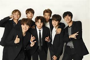 """K-Pop Band BTS Has Changed Its Name to """"Beyond the Scene"""