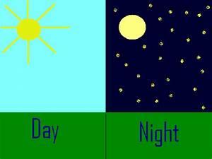 kindergarten day and night Gallery