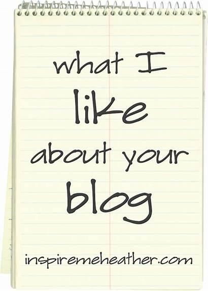 Critique Inspire Heather Blogs Them