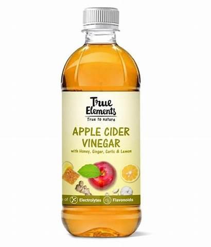 Cider Vinegar Apple Elements True Lemon Honey