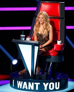 Shakira to perform new hit 'Empire' on The Voice - The ...