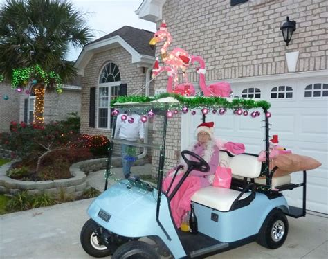 Amazing Clipart For Christmas Golf Cart Parade Elitflat