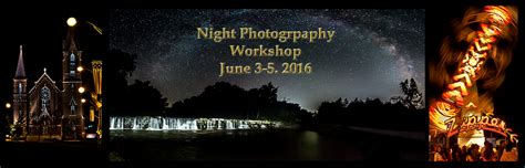 night photography workshop fort smith ar august