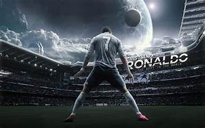 Cristiano Ronaldo - Wallpaper by DanialGFX on DeviantArt