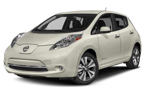 2017 Nissan Leaf Specs, Pictures, Trims, Colors Carscom