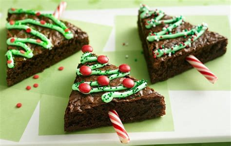diy christmas tree brownies find fun art projects to do
