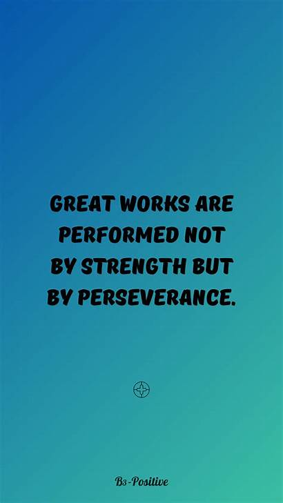 Perseverance Quotes Inspirational Positive Wallpapers Ben Through