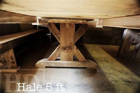 reclaimed flooring ontario reclaimed pine threshing floor table in burlington ontario home blog