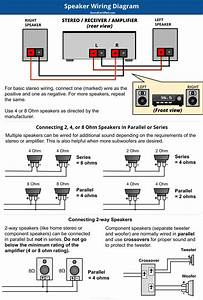 Carponent Speaker Wiring Diagrams