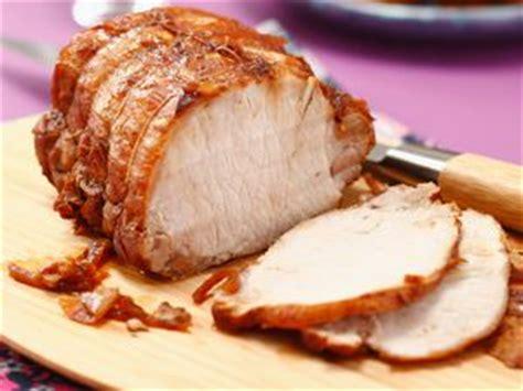 recette cuisine familiale rôti de porc au confit d 39 oignon facile recette sur