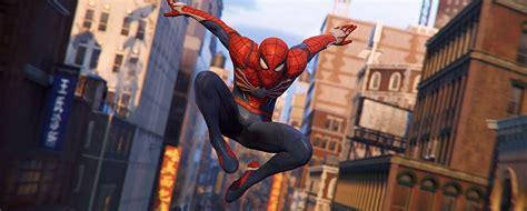 Spiderman  Le Jeu Sur Ps4 Sortira Le 7 Septembre 2018