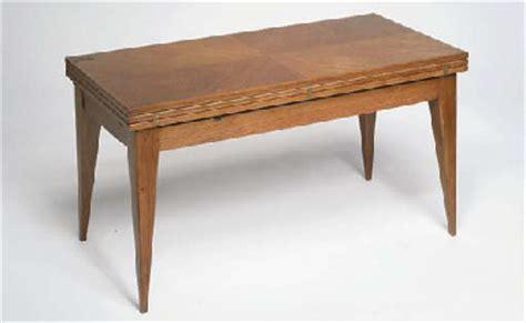 table basse transformable en table de salle 224 manger christie s