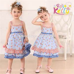 Baby Girls Casual Frock Designs - Buy Baby Casual Dress ...