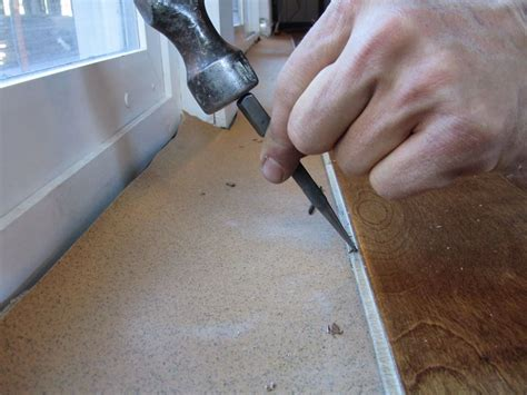 how to nail hardwood flooring lovely imperfection how to install an engineered hardwood floor lovely imperfection