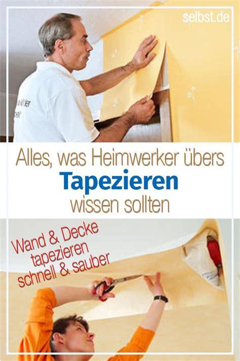 Welche Tapete Für Decke by Tapezieren Farben Tapeten Tapezieren Fliesen Tapete
