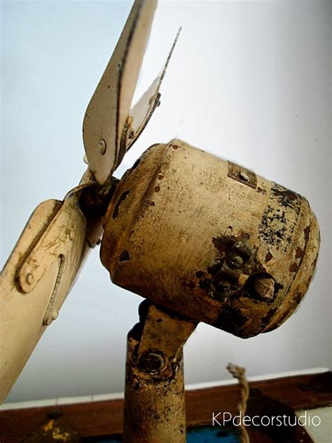 kp tienda vintage  ventilador antiguo siemens