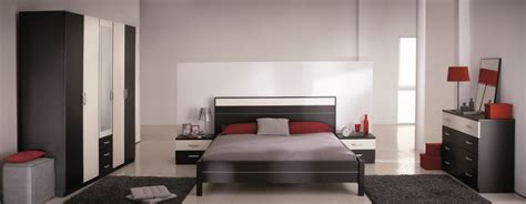 modele de chambre a coucher moderne deco chambre à coucher adulte moderne