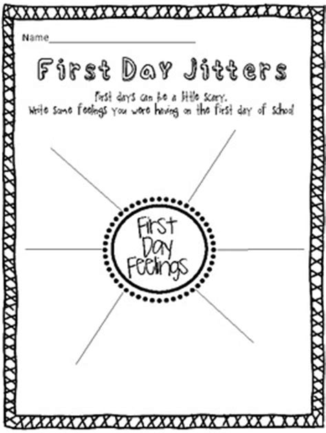 rock on first ies back to school activities for primary grades