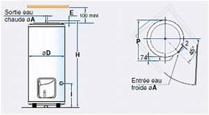 Chauffe Eau De Dietrich 300l : chauffe eau dedietrich steatite ces 300 l 7605055 vertical ~ Premium-room.com Idées de Décoration