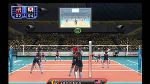 Women's Volleyball Championship Game | PS2 - PlayStation