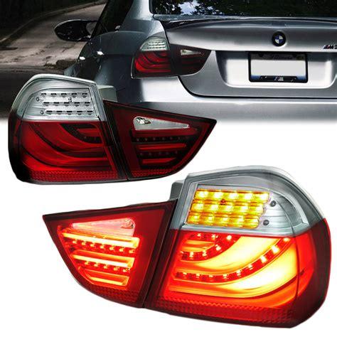 2009 bmw 328i tail light replacement 2009 2012 bmw 3 series e90 sedan performance led tail