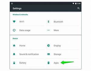 How to clear a default app setting on Android