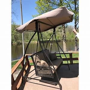 Menards Swing Canopy Replacement Garden Winds