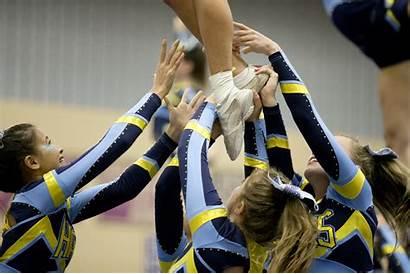 Cheerleading Championships County Howard River Cheer Hill