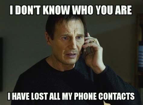 Lost Phone Meme - meme new phone number memes