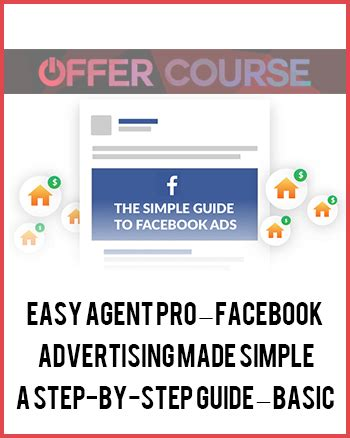 easy pro advertising made simple a step by step guide basic for free
