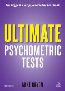 Download Ultimate Psychometric Tests  Over 1000 Verbal