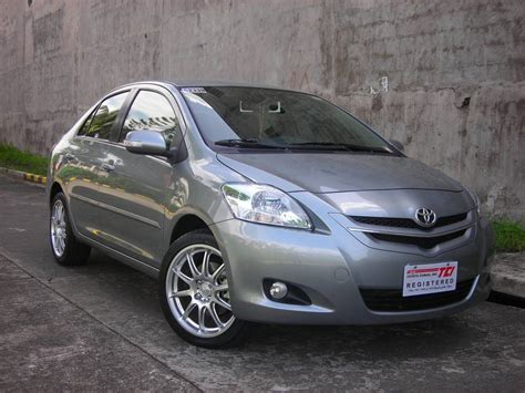 Toyota Vios Modification by Teamrage Carl170 2008 Toyota Vios Specs Photos