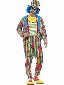 Grusel Kostüm Kinder : horror clown kost m ein grusel kost m f r halloween ~ Lizthompson.info Haus und Dekorationen