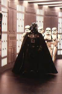 Star Wars Darth Vader and Stormtroopers