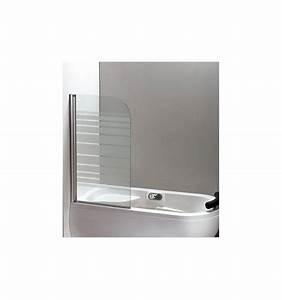Pare Baignoire 60 Cm : pare baignoire ador 130 75 cm pare baignoire salle de ~ Dailycaller-alerts.com Idées de Décoration