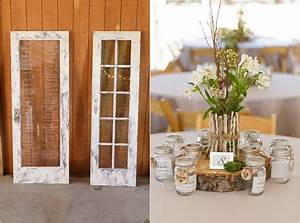 country glam wedding rustic wedding chic With country wedding decoration ideas