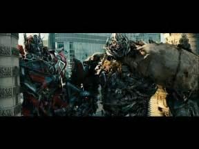 Transformers 3 Sentinel Prime and Megatron