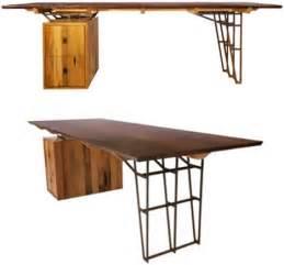 vintage lumber recycled   wood furniture designs