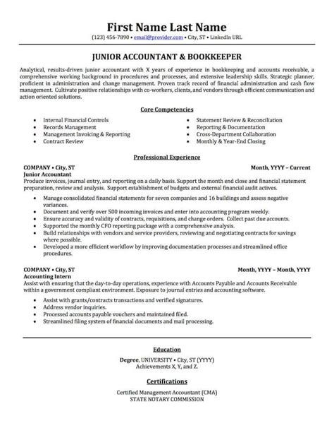 For example, your accounting resume objective can consist of any of the following Accounting, Auditing, & Bookkeeping Resume Samples   Professional Resume Examples   TopResume