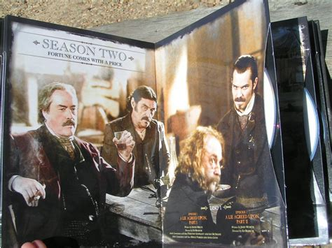 Hbo Deadwood The Complete Series Dvd 19 Discs Western 36
