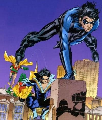 Exclusive Which Dc Characters Will Be On Tnt's The Titans