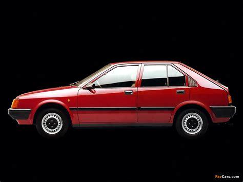 Alfa Romeo Arna SL 920 (1983–1987) wallpapers (1024x768)