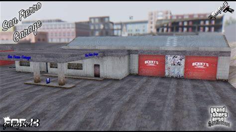Andrea S Garage by Gta San Andreas San Fierro Doherty Garage 4k