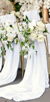 decoration chaise mariage 12 décorations de chaises de mariage à tomber mariage
