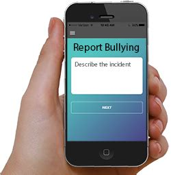 Anonymous Bullying Reporting App For Schools And Districts Brim