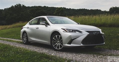 2019 Lexus Es Lineup First Drive Review  Digital Trends