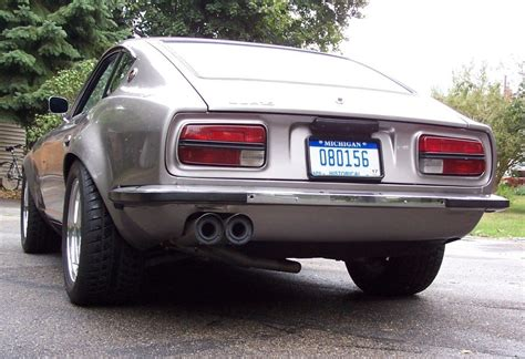 Datsun 350z by 350z Datsun 240z Hemmings Motor News
